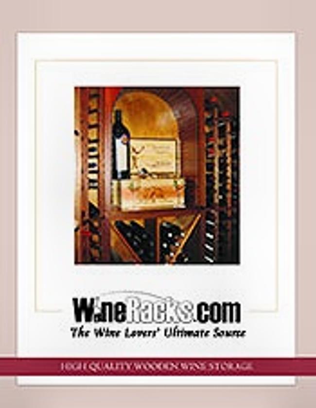 Wine Racks Catalog Cover