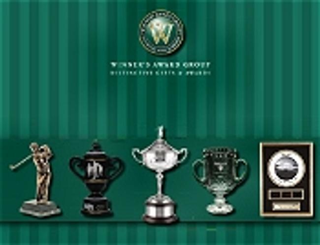 Winner's Award Group - Business Catalog Cover