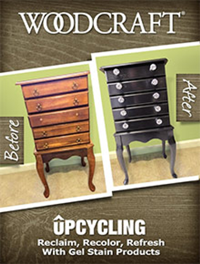 Woodcraft Supply Catalog Cover