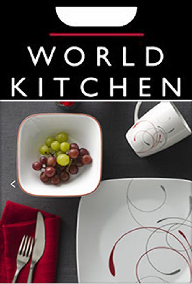 World Kitchen Catalog Cover