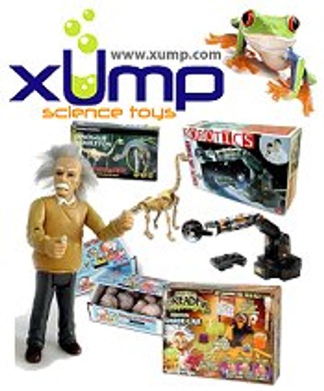 XUMP.COM Catalog Cover