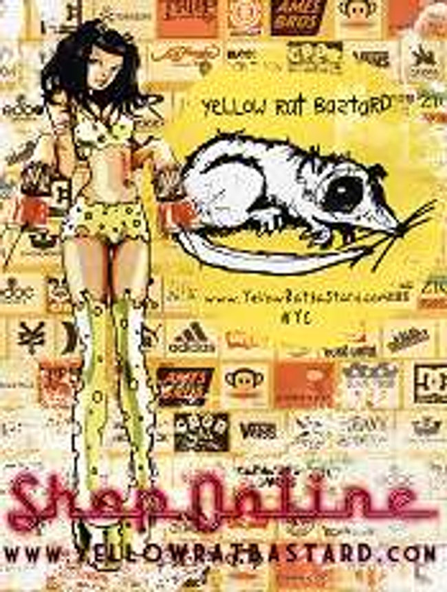 Yellow Rat Bastard Catalog Cover