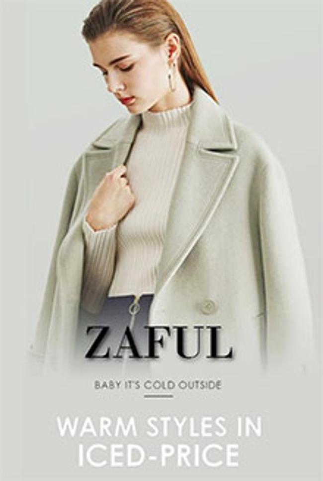 Zaful Catalog Cover