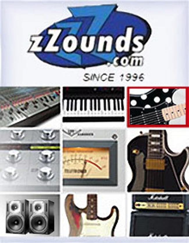 zZounds Catalog Cover