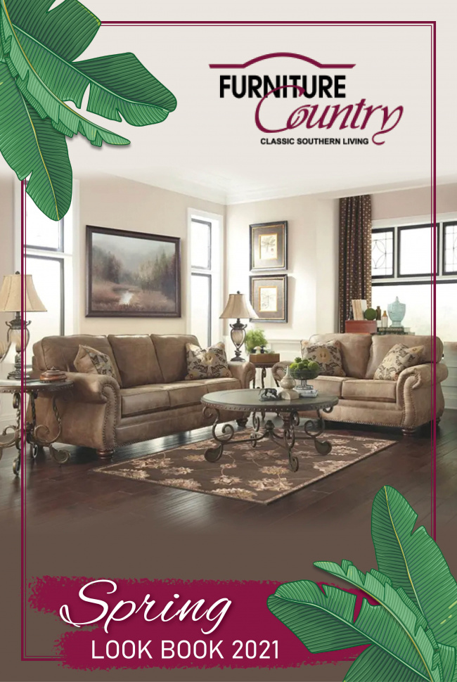 My Furniture Country Catalog Cover