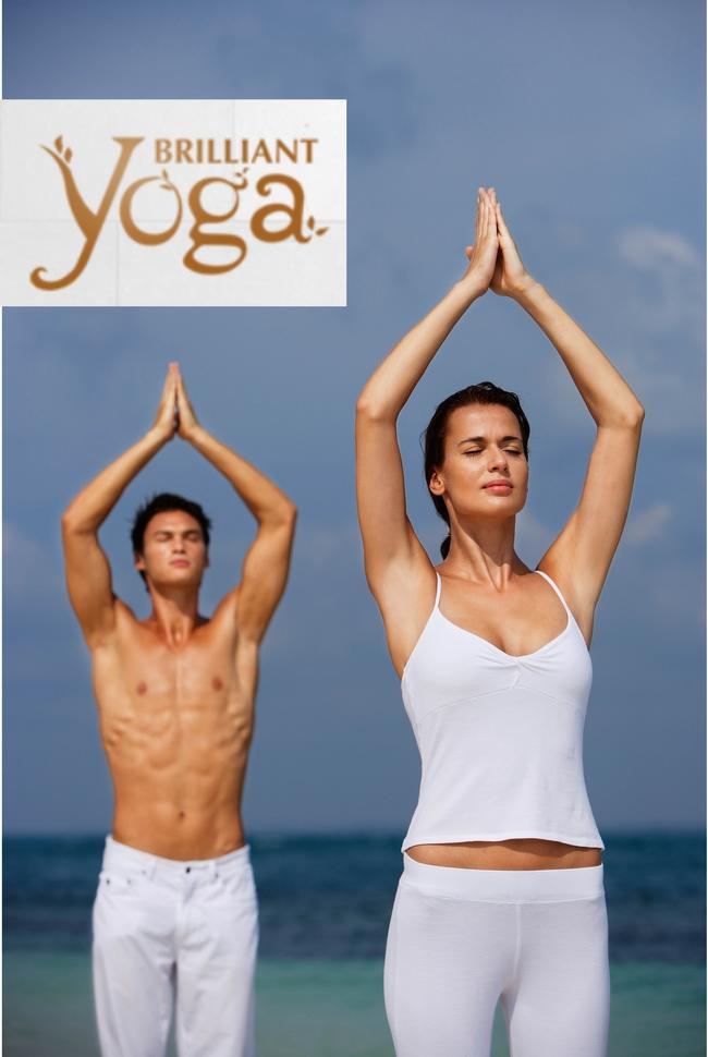 Brilliant Yoga Catalog Cover
