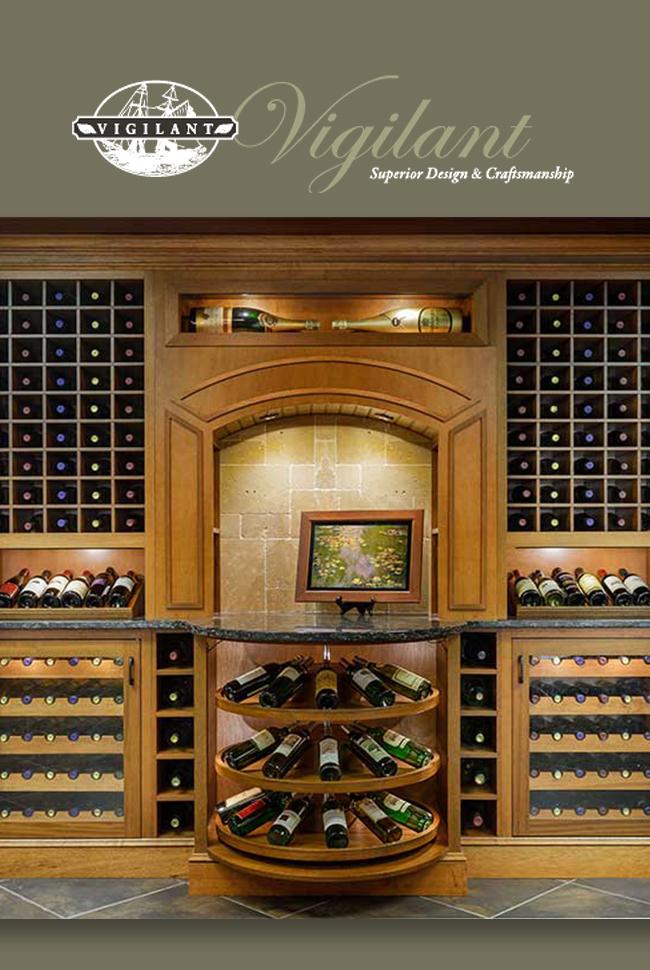 Vigilant Wine Cellars Showcase Catalog Catalog Cover