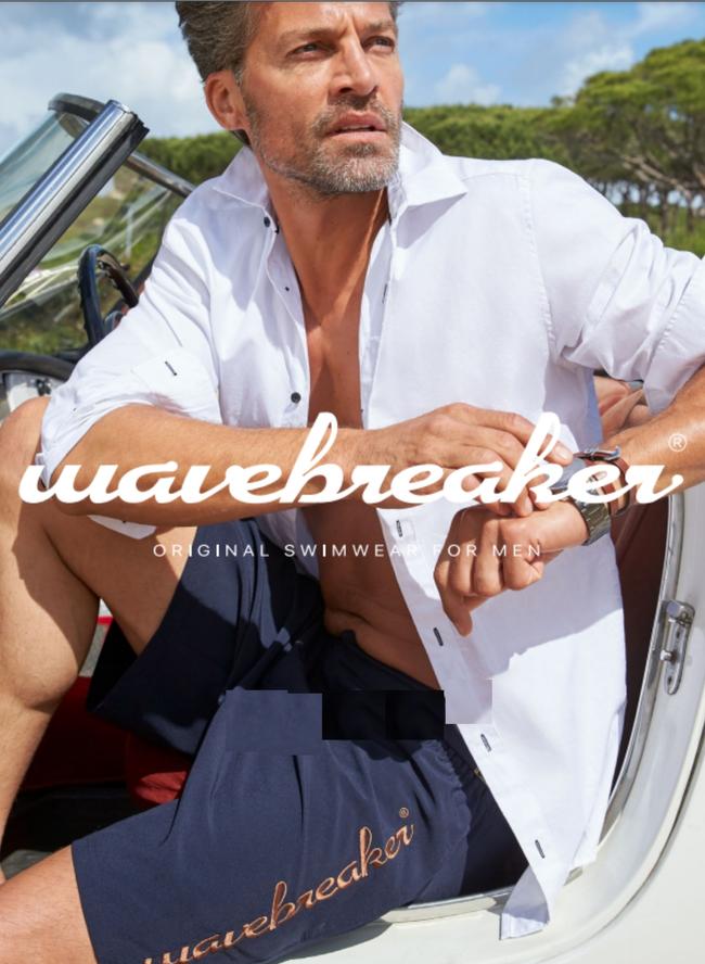 Wavebreaker Catalog Cover