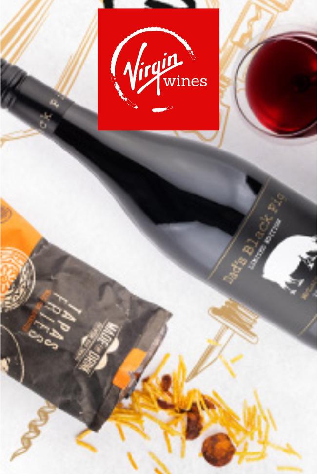 Virgin Wines Catalog Cover