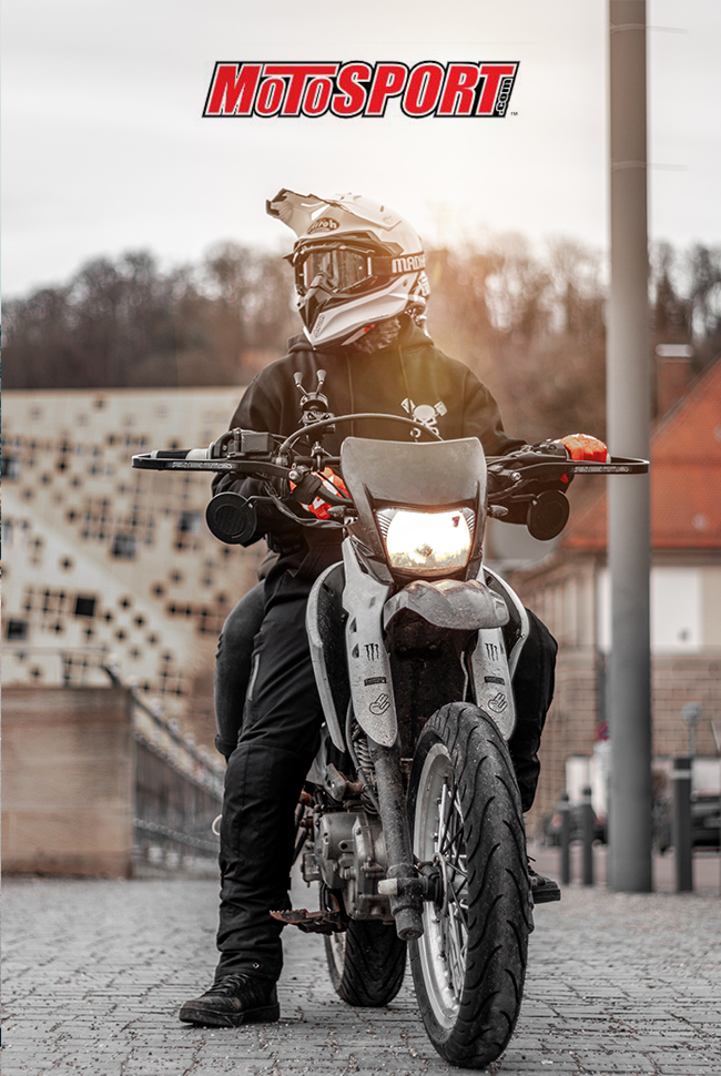 Motosport - Harley Davidson Catalog Cover