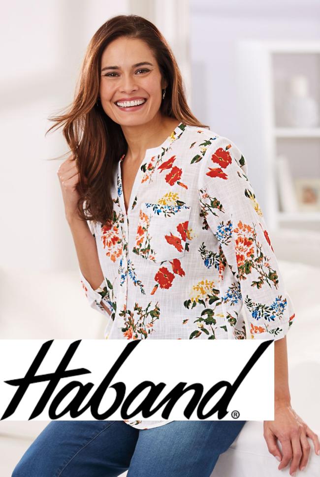 Haband Catalog Cover