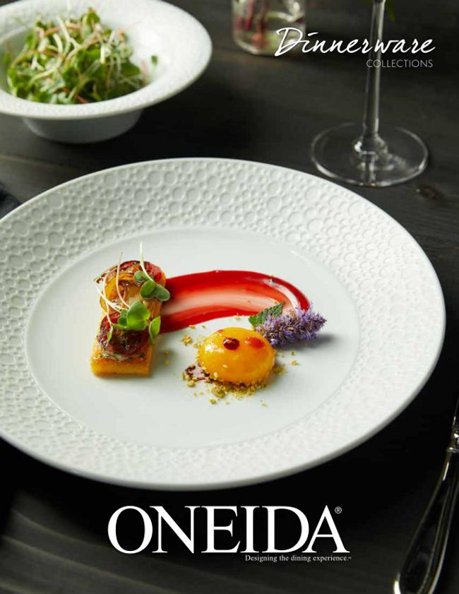 Oneida - Anchor Hocking Catalog Cover