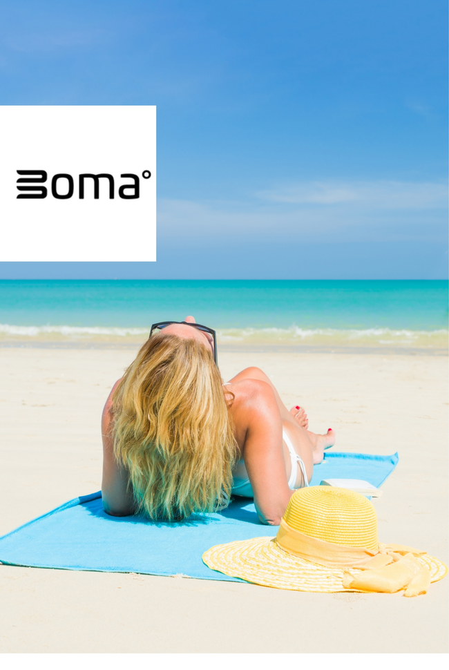 Boma Towels Catalog Cover