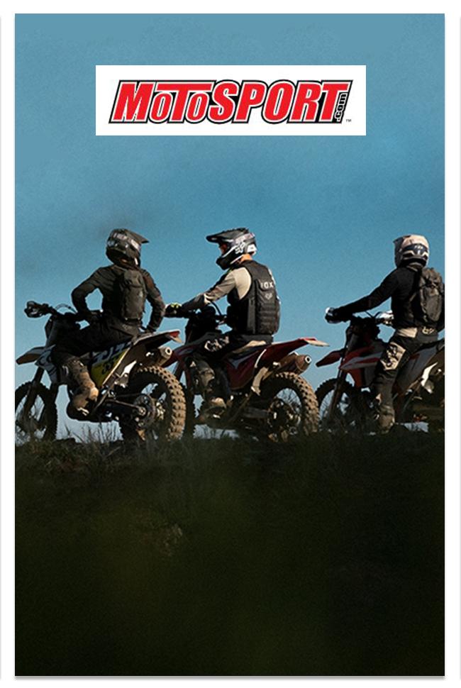 Motosport Catalog Cover