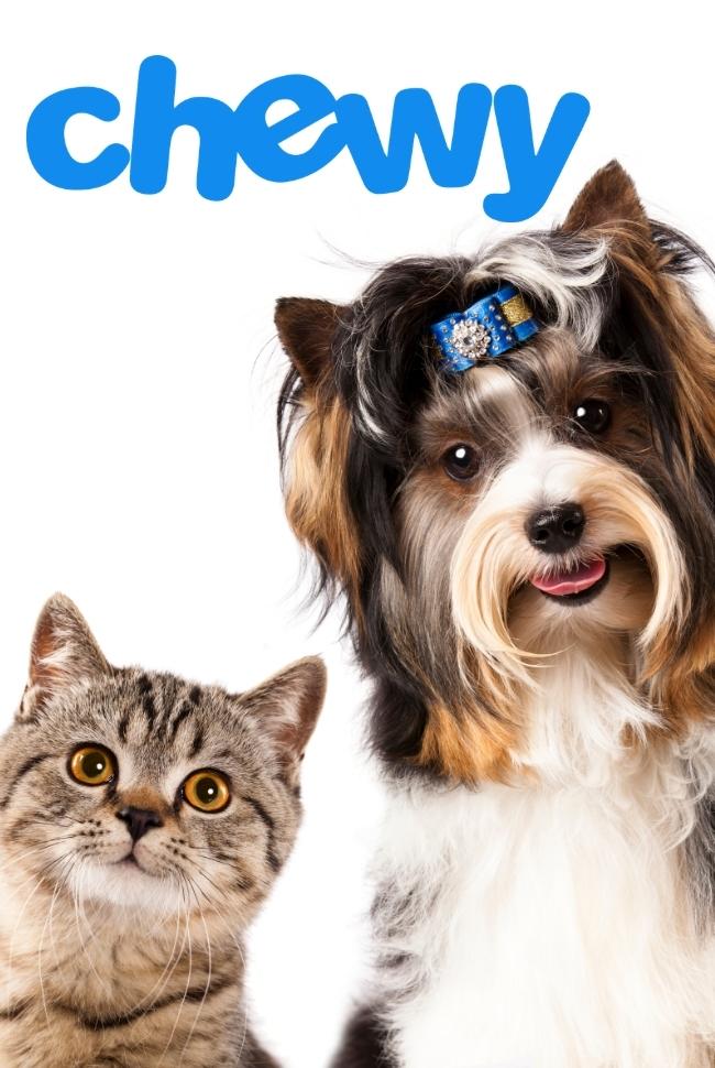 Chewy.com Catalog Cover
