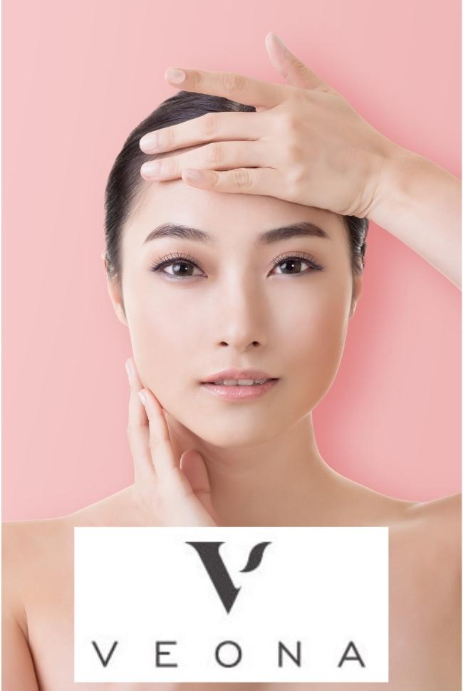 Veona Beauty Catalog Cover