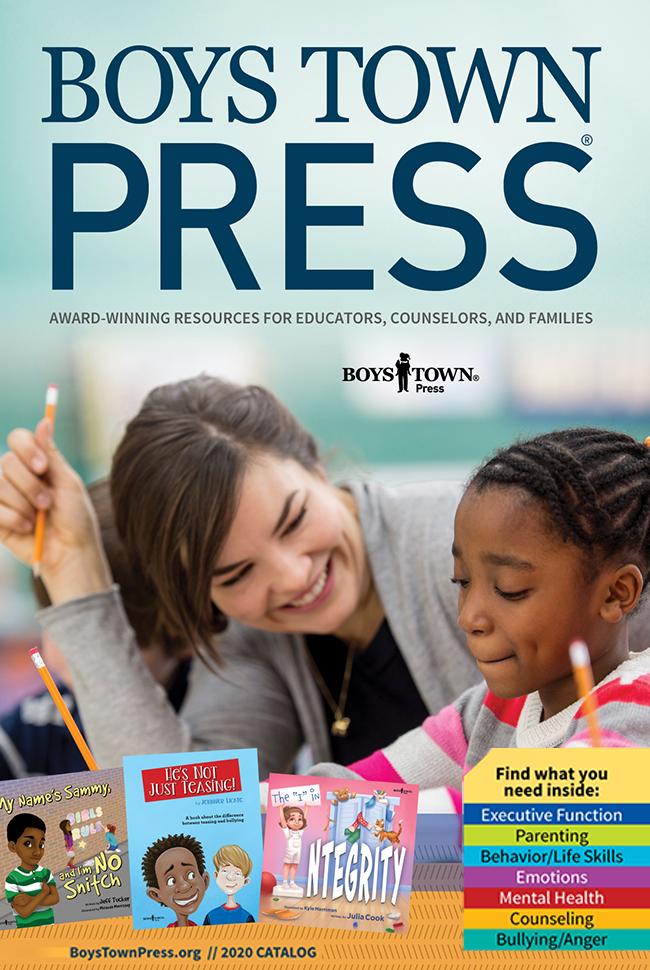 Boys Town Press Catalog Cover