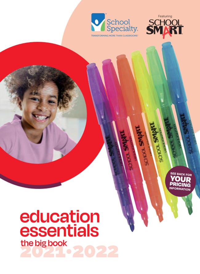 School Specialty - Education Essentials Catalog Cover