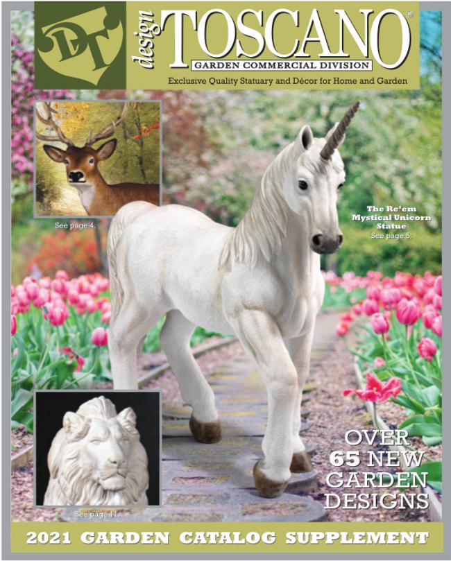 Design Toscano Catalog Cover