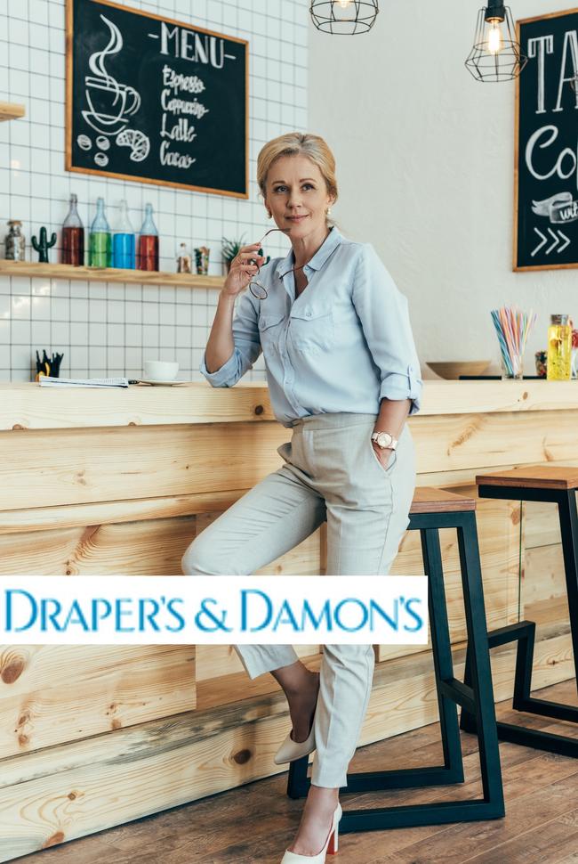 Draper's & Damon's Catalog Cover