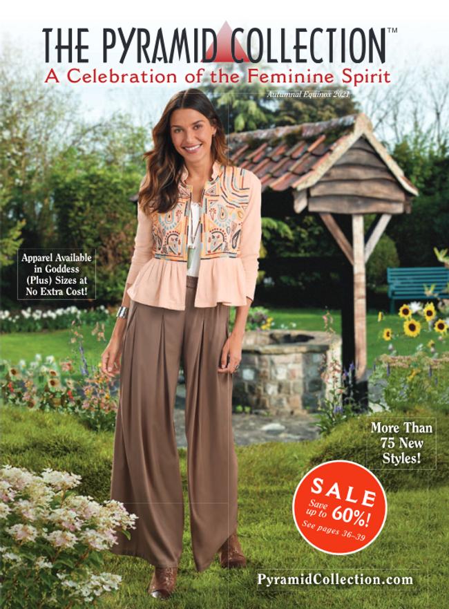 Pyramid Collection Catalog Cover