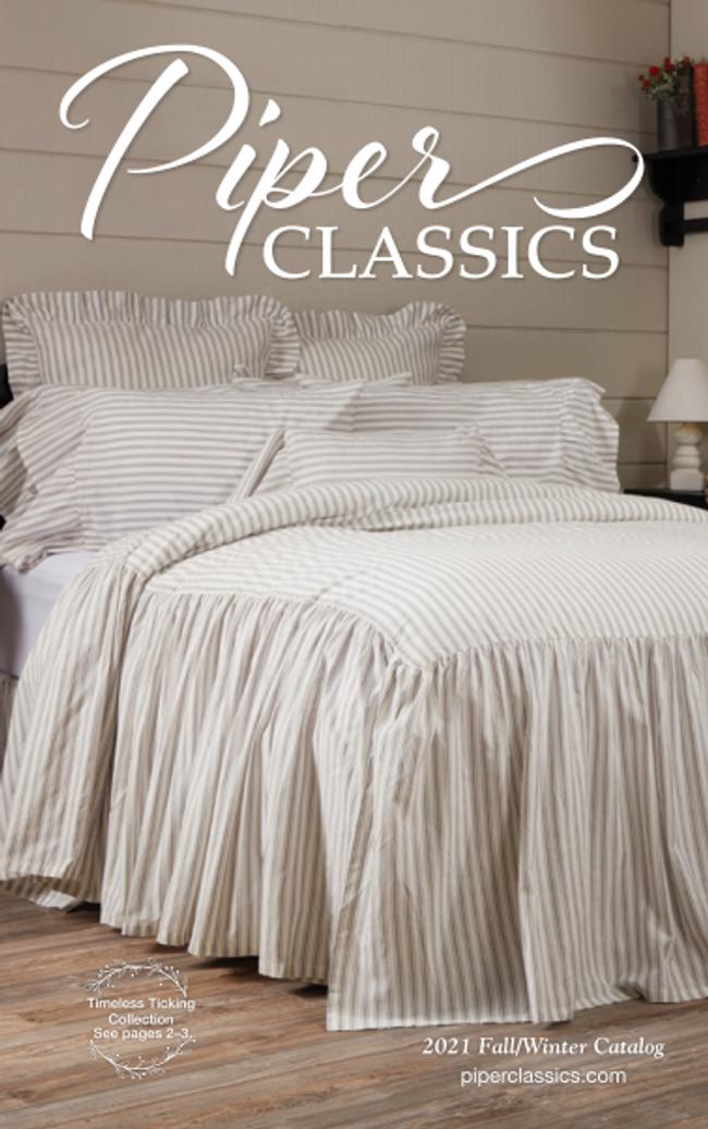 Piper Classics Catalog Cover