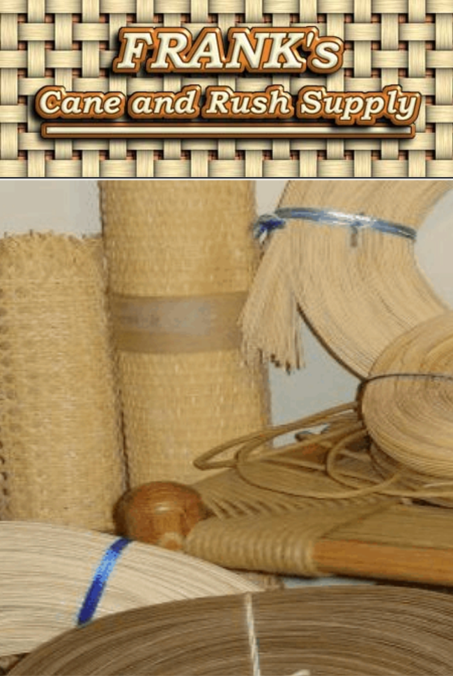 Frank's Cane And Supply Catalog Cover