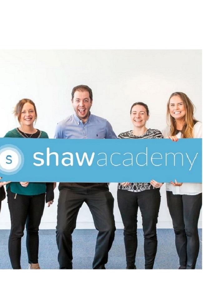 Shaw Academy Catalog Cover