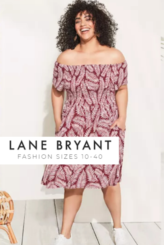 Lane Bryant Catalog Catalog Cover