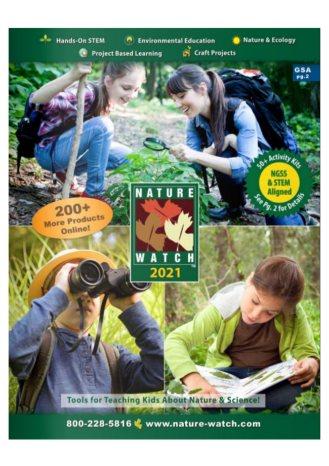 Nature-Watch Catalog Cover