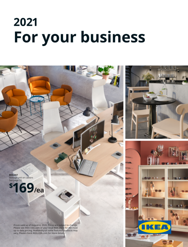 Ikea For Your Business Catalog Cover