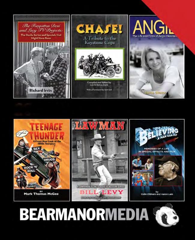 BearManor Media Catalog Cover