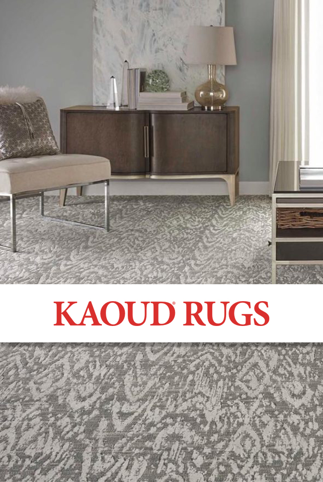 Kaoud Rugs Catalog Cover