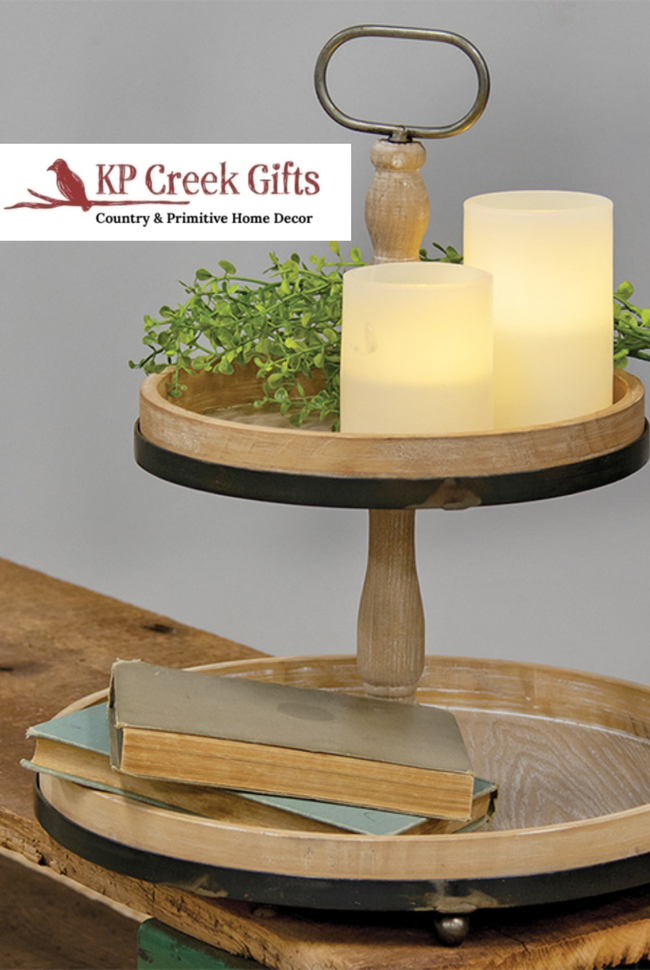 KP Creek Gifts Catalog Cover