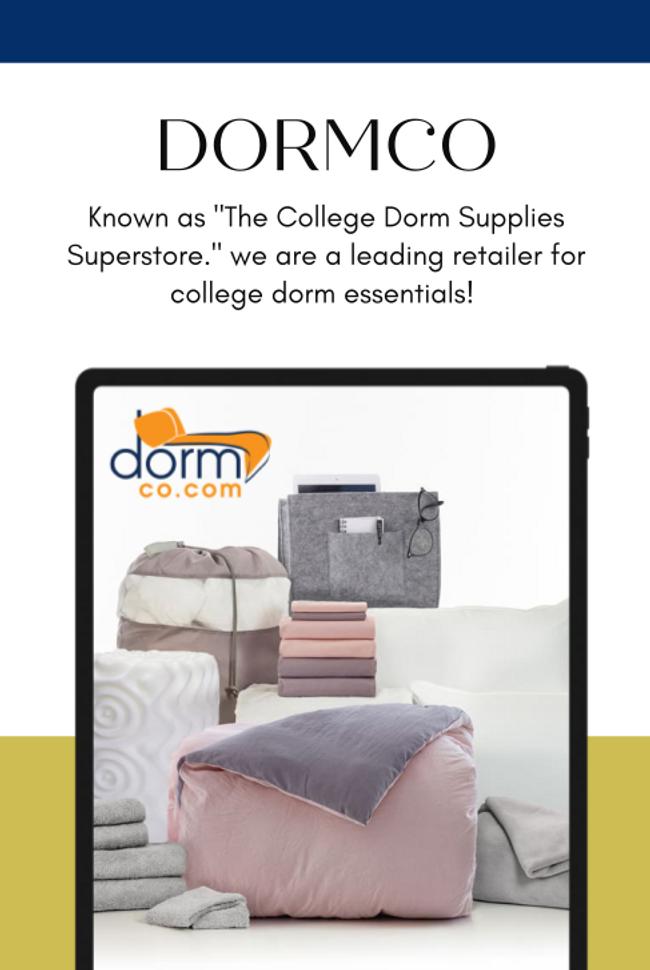 DormCo Catalog Cover