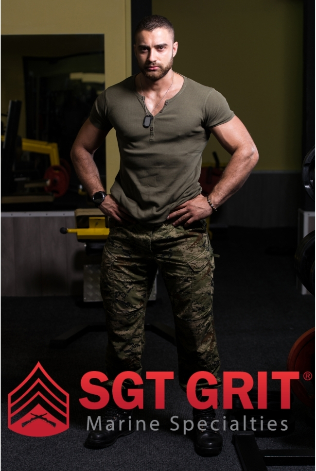 Sgt. Grit's Catalog Cover