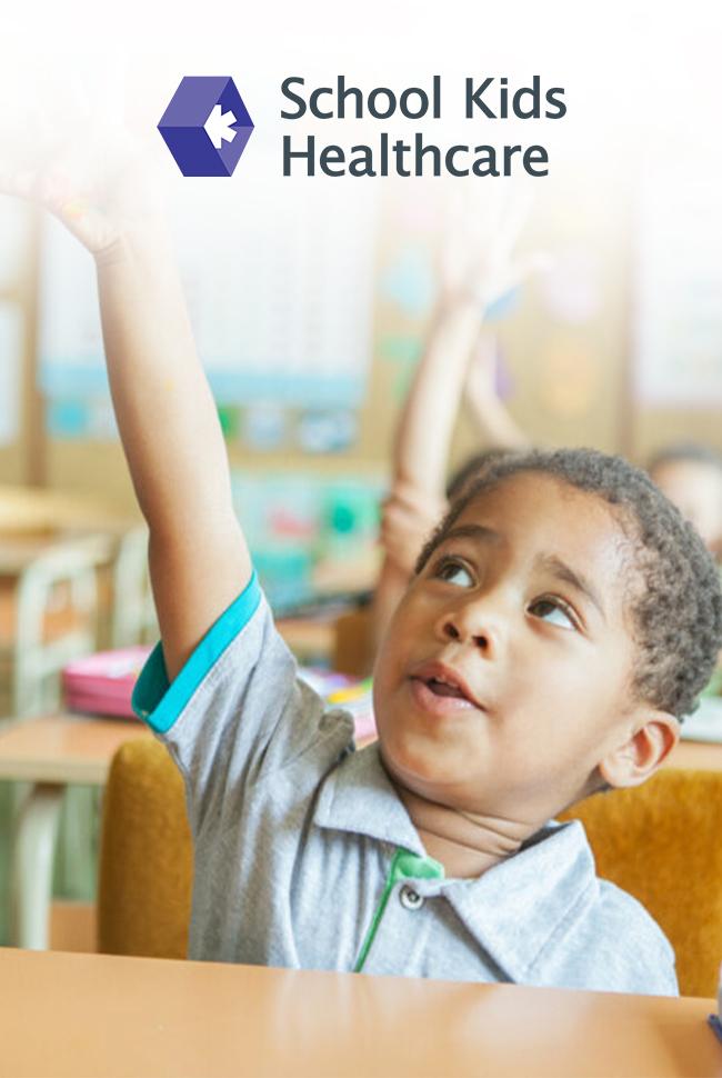 School Kids Healthcare Catalog Cover