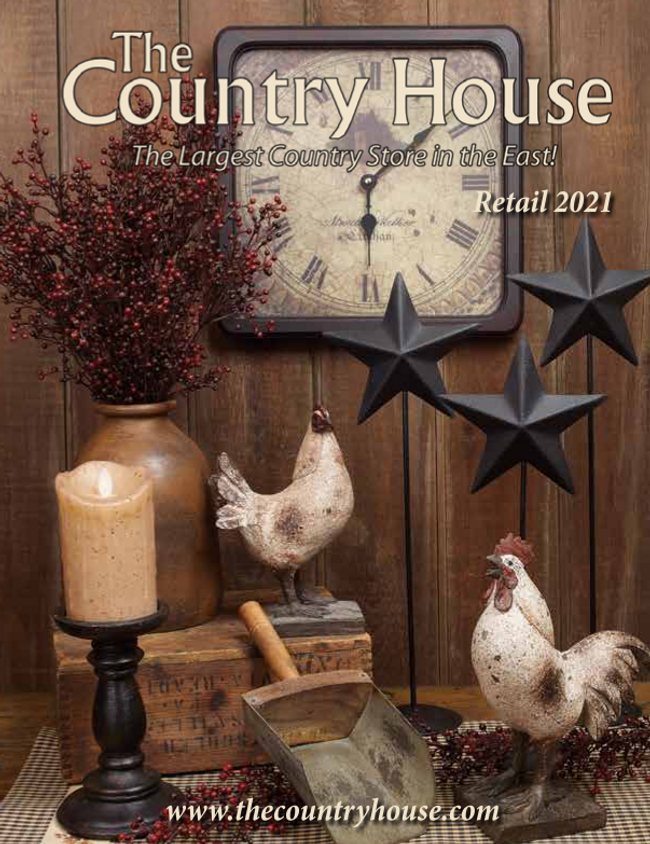 The Country House Online Store Catalog Cover