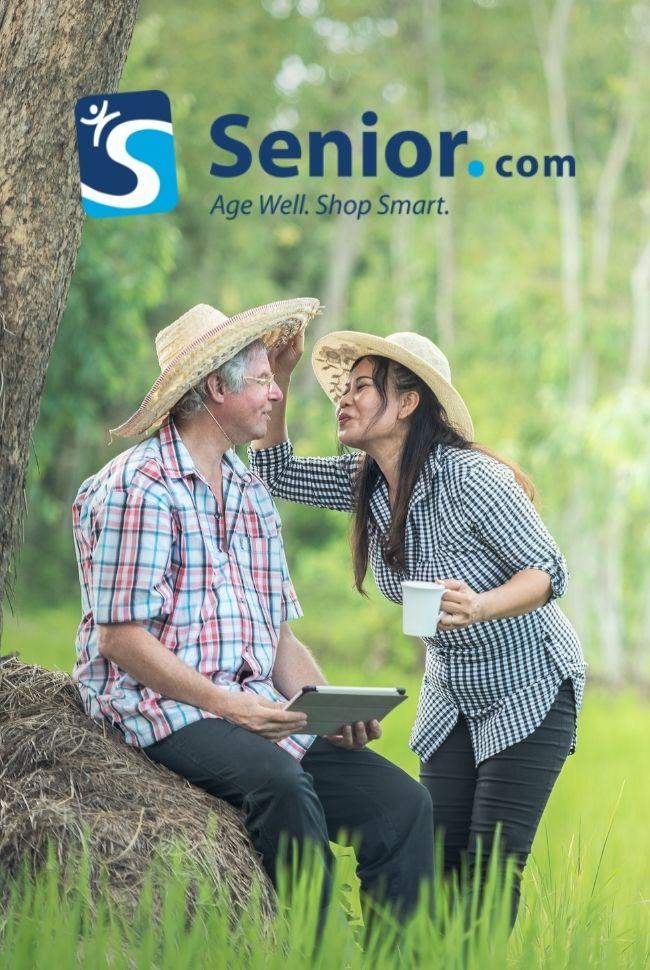 Senior.com Catalog Cover