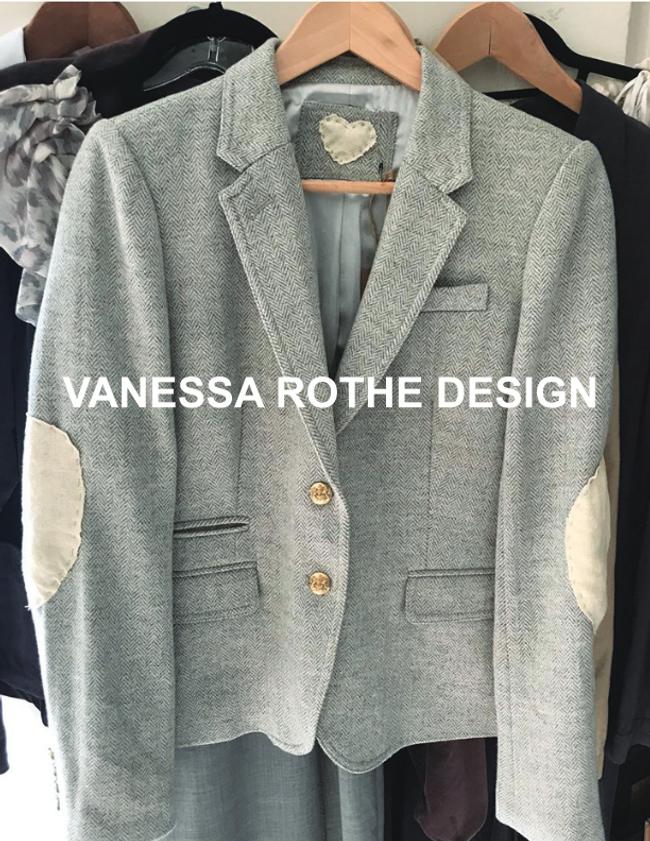 Vanessa Rothe Design Catalog Cover