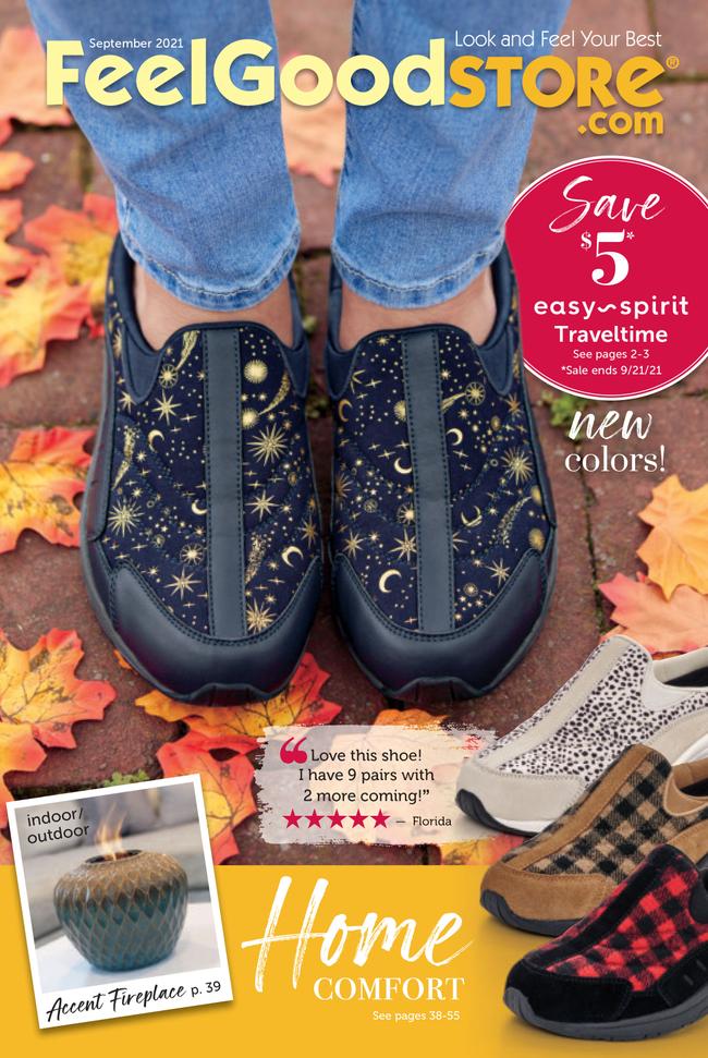 Feel Good Store Catalog Cover