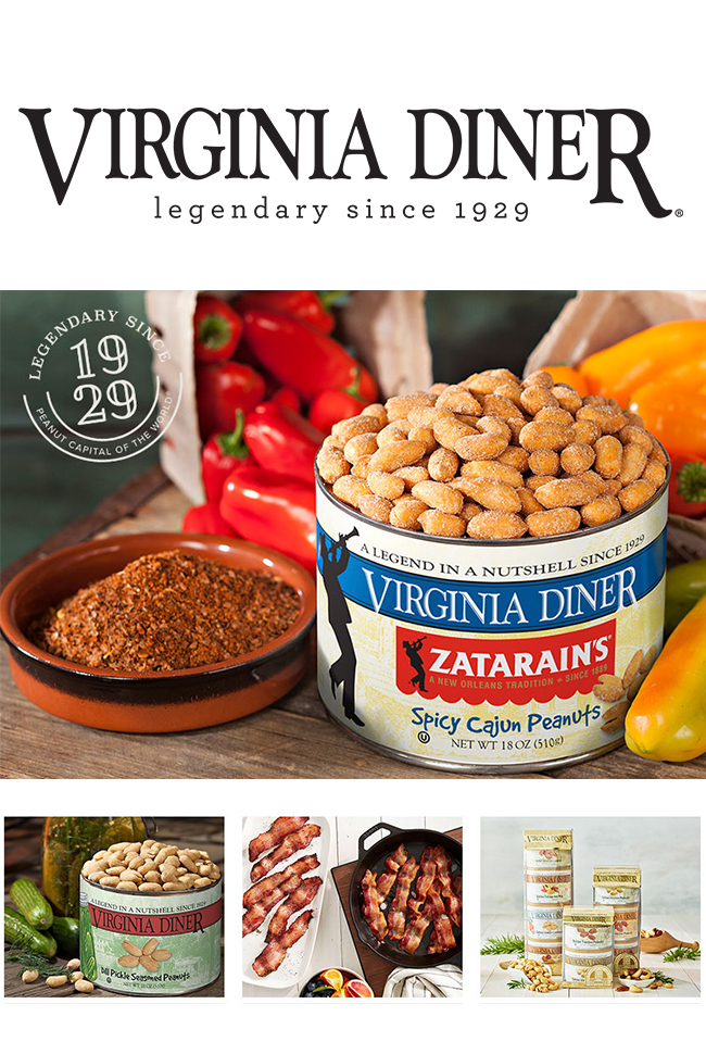 Virginia Diner Catalog Cover