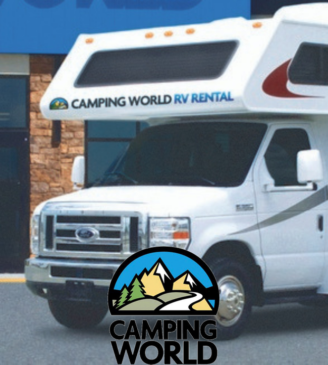Camping World Catalog Cover