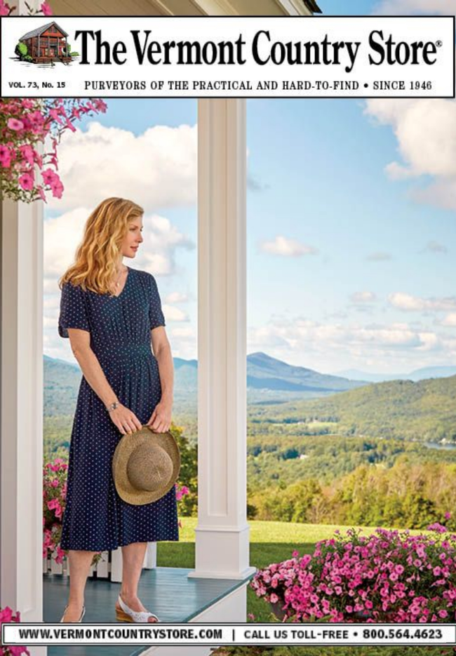 The Vermont Country Store Catalog Cover