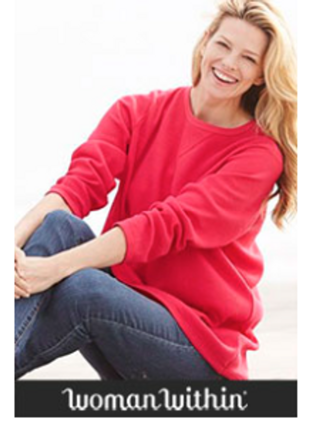 Woman Within Catalog Cover