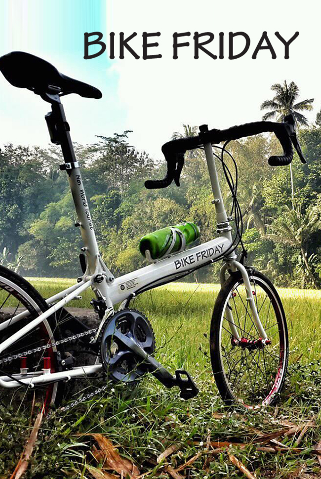 Bike Friday Catalog Cover