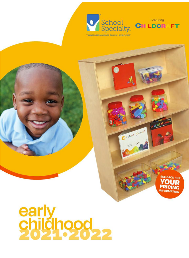 Early Childhood Catalog Cover