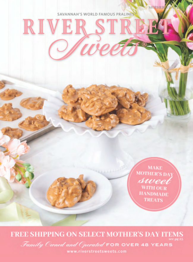 River Street Sweets Catalog Cover