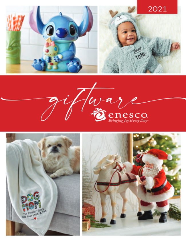 Inspirational Gifts by Enesco Catalog Cover