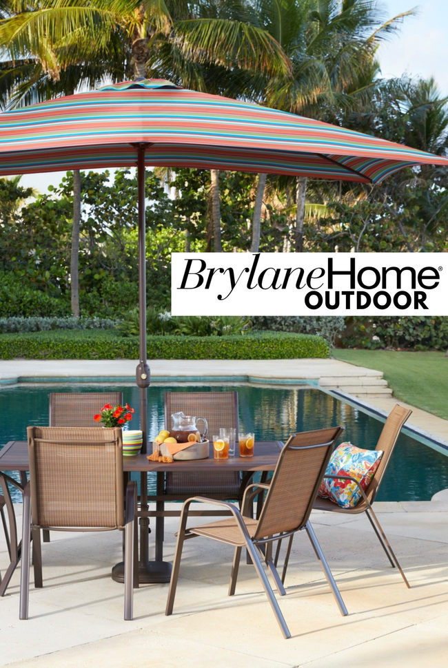 Brylane Home - Outdoor Catalog Cover